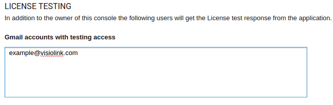account and any user of a test account can make test purchases with any available payment method even though theres no charge to the payment method